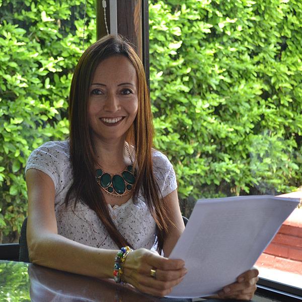 Marcela Martínez Rojas