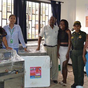 En la Fundación Propal se dio inició al programa jóvenes a lo bien versión 2017 en el municipio de Puerto Tejada.