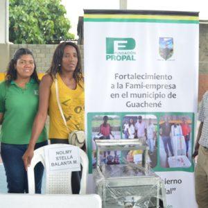 Alcaldía de Guchené y Fundación Propal le apuestan al progreso de nuestra gente a través de famiempresas