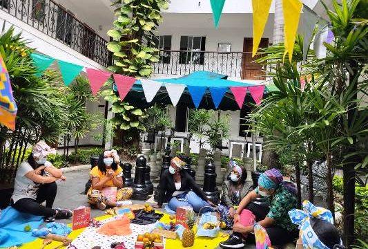 En el marco del Programa +Comunitario del ICBF se capacitan a las tutoras y madres comunitarias de los municipios de Nariño, Valle del Cauca, Chocó y Cauca