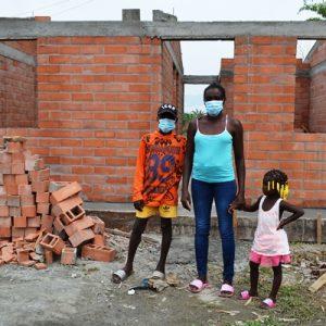 Fundación Propal y Alcaldía de Guachené brindan un techo digno para la comunidad